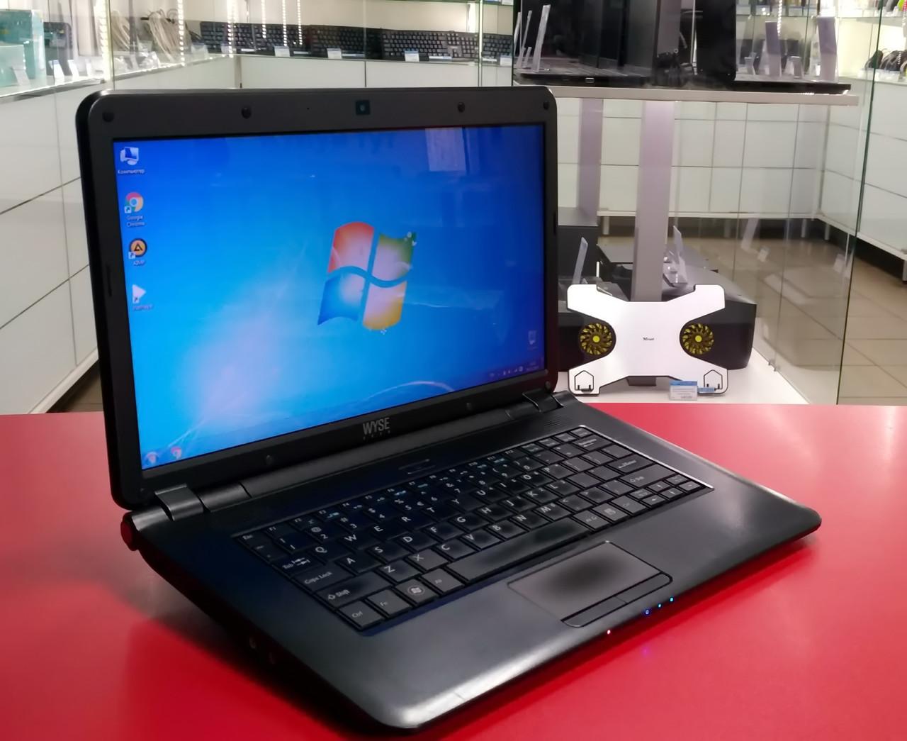"""Ноутбук Dell Wyse XnOm 14"""" AMD G-T56N 1.65 GHz 4 GB RAM 250 HDD Black Б/У"""