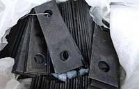Молотки для дробилки ДМ-001-ПП, 7,5кВт