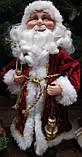 Дед Мороз красный 60 см, фото 3