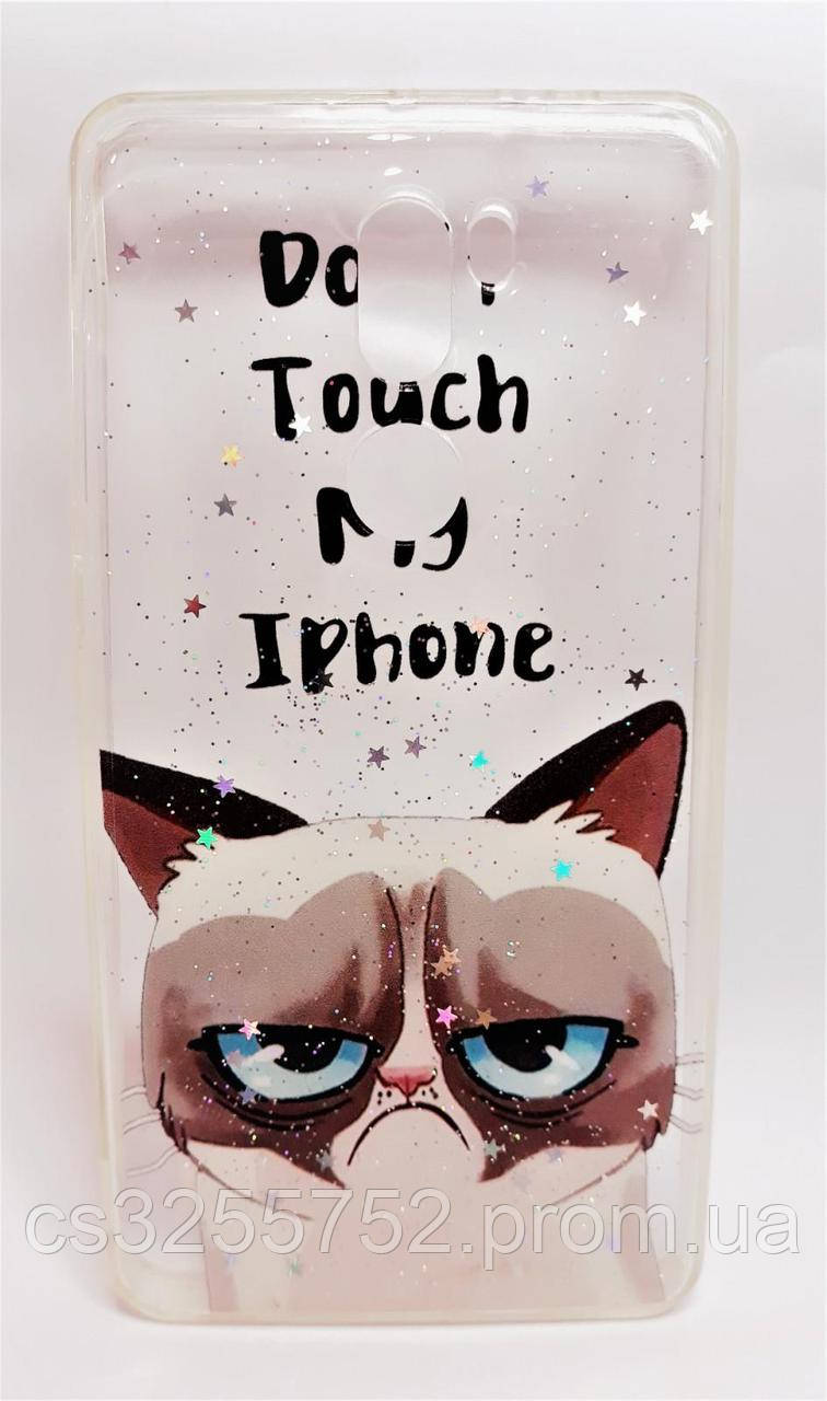Силикон Pictures for Xiaomi Mi 5S Plus grumpy cat
