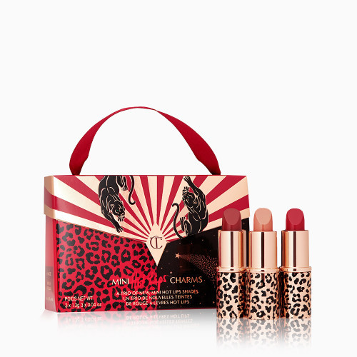 Набор помад  для губ Charlotte Tilbury Mini Hot Lips Charms 2 Lip Set