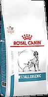 Сухий корм Роял Канін Аналлергенік Royal Canin Anallergenic для собак з харчовою алергією 3 кг