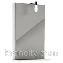 Зеркало с подсветкой для ванной KOLO REKORD 88418000,Польша