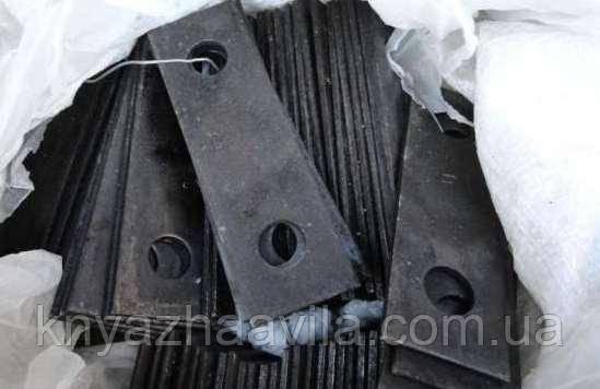 Молотки для дробилки ДМ-003-ПП, 22кВт