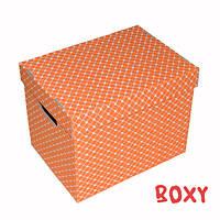 Картонна коробка для речей