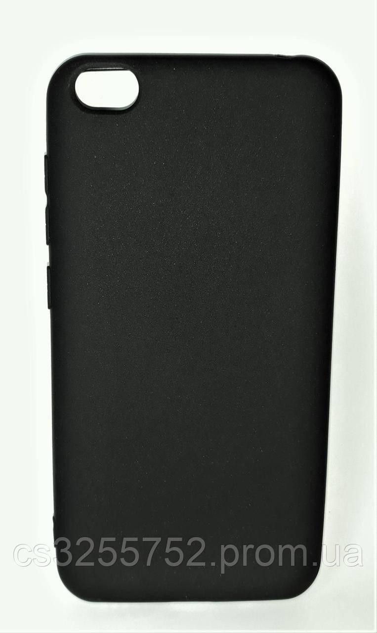 Силикон  Xiaomi Redmi Go Black