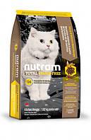 Nutram Total сухий беззерновой корм для кішок з лососем і фореллю 6.8 КГ