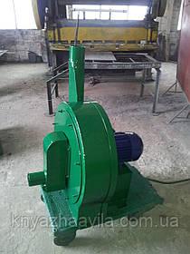 Дробилка молотковая нагнетательная ДМ-001-ПП, 7,5кВт
