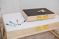 Двостороння кришка-мольберт 100х60см Art&Play®, фото 4