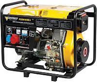 Дизельный генератор Forte FGD6500E3 3 фазный