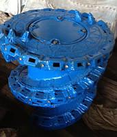 Шнеки для добычных комбайнов МВ410е (радиальный резец)