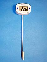 Термометр для пищи, почвы, жидкости TA-288 с поворотом от -10 до +300 грд, фото 1