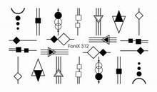Слайдер-дизайн «Fonix» (Геометрия, Нейлкруст)