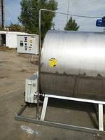 Емкость для хранения и охлаждения молока на 4000 л