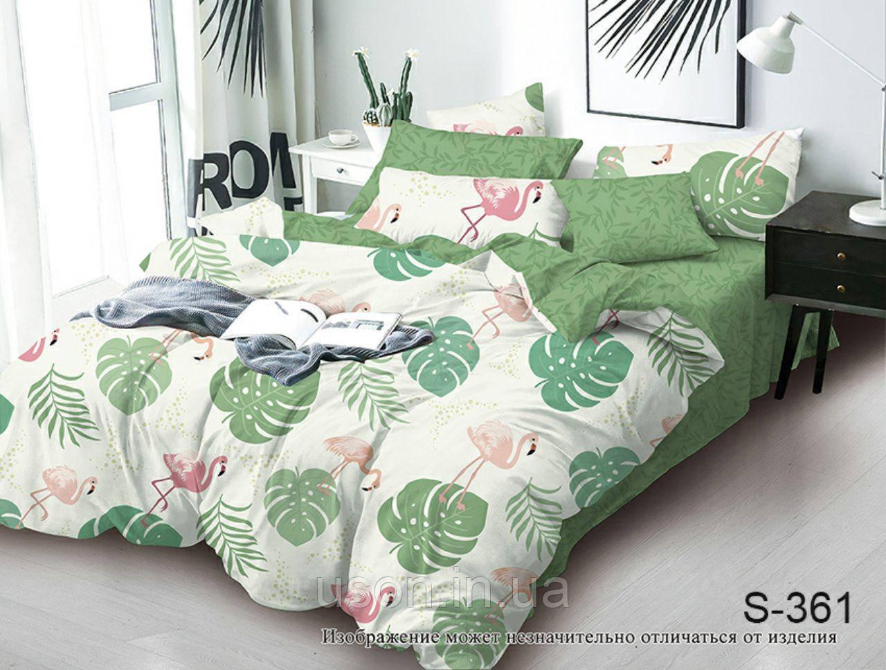 Комплект постельного белья сатин TM Tag S361