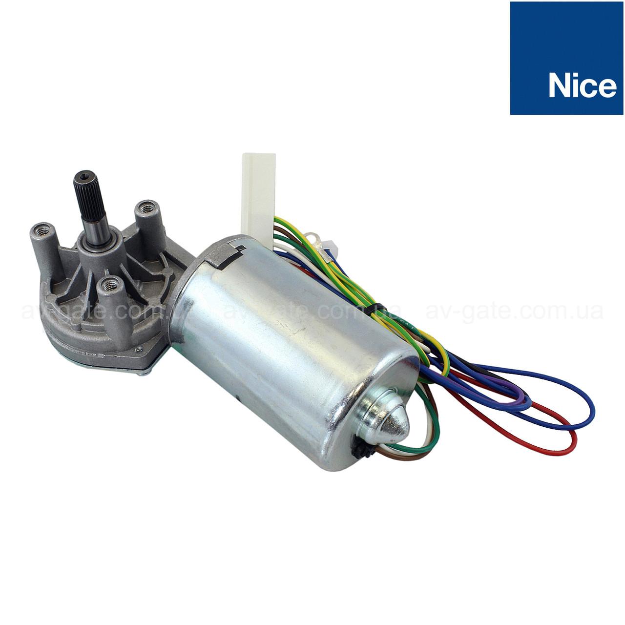 Электродвигатель с редуктором SPIN Nice SPA04