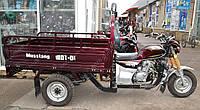 Трицикл (грузовой мотороллер,муравей) MT200ZH-4V, фото 1