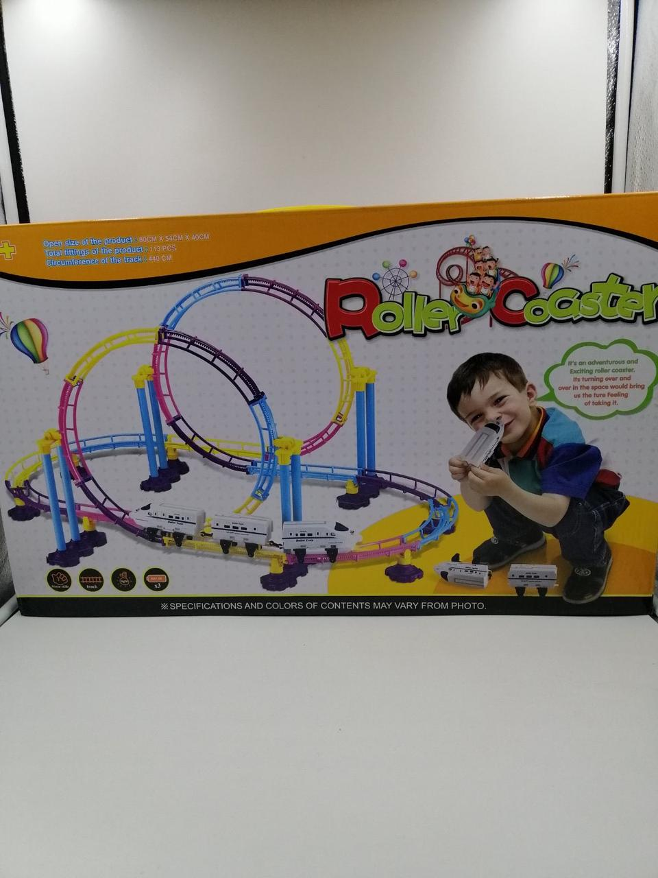 Игрушка Трек поезд