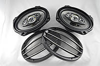 Автомобильная акустика Pioneer  TS-A6994 (1500 Вт) 6х9  (Динамики Пионер 6994), фото 5