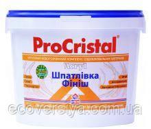 Шпатлевка тонкослойная ProCristal Финиш ИР-24  (Ирком)