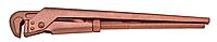Ключ трубный искробезопасный №3 омедненный