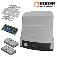 Комплект автоматики H30/640KIT Roger для откатных ворот (масса до 600 кг), фото 1