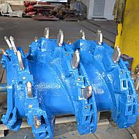 Шнеки для добычных комбайнов МВ444p (радиальный резец)