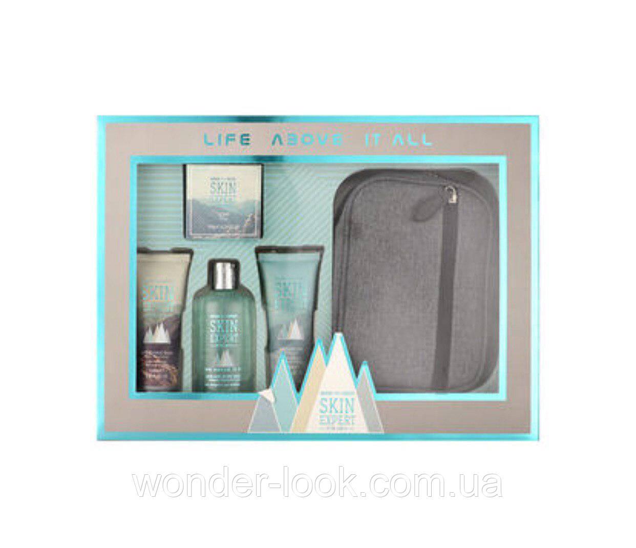 Мужской подарочный набор Style & Grace Skin Expert Essential Travel Collection Gift