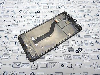 Дисплей Huawei GT3 NMO-L31 модуль черный Сервисный оригинал с разборки