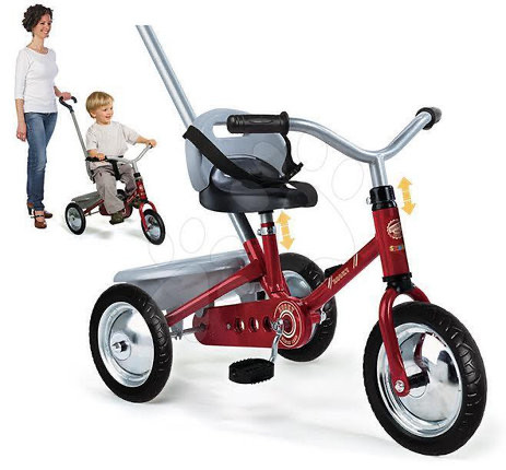 Велосипед триколісний Zooky Smoby 454015
