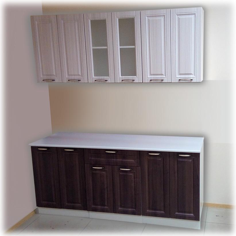 Кухня Палермо 1,8м модульная