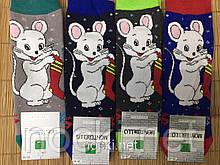 Шкарпетки жіночі Новорічні із символом 2020 Мишкою