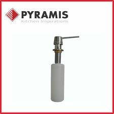 Pyramis - дозатори рідкого мила (Греція)