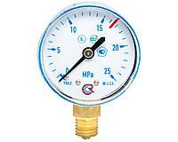 Манометр кислородный (0-25 МПа)