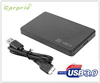 "USB 3.0 Внешний корпус для HDD SSD карман SATA 2.5"" бокс диск чехол"
