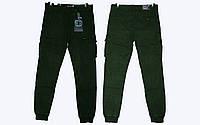 Брюки карго (штаны,джинсы) W32 L31.5  Темный хаки. Хит сезона!