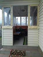 Мягкие окна шторы Луцк