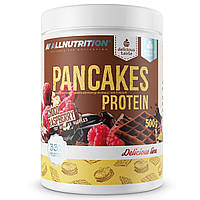 AllNutrition Pancakes Protein 33% 500g (Шоколад малина)
