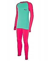 Детское термобелье VIKING Arata Set 2020 girls 140-152 pink 500201540-70-3