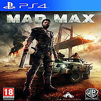 Mad Max RUS PS4