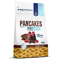 All Nutrition Pancakes Protein 33% 1000g (Шоколад малина)