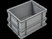 Ящик пластиковый 400х300х270 мм, фото 1