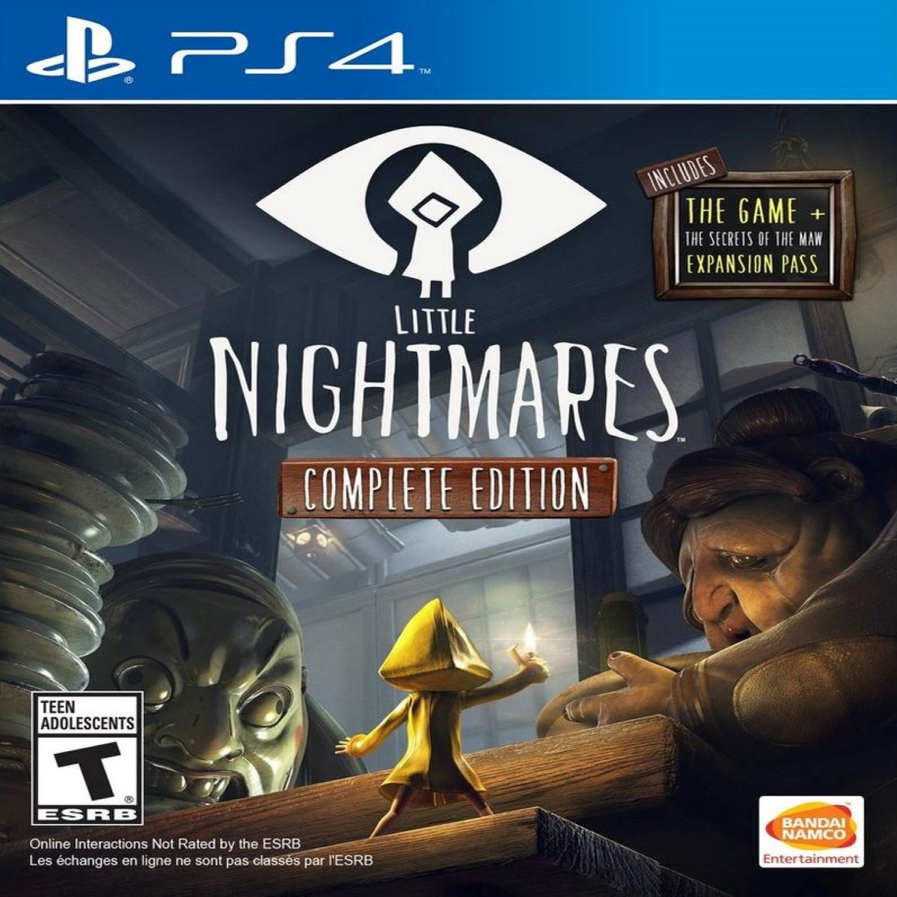 Little Nightmares Complete Edition PS4 RUS