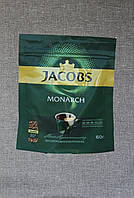 Растворимый кофе Jacobs Monarch (Якобс Монарх) 60 г