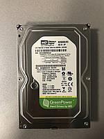 "Жорсткий диск Western Digital GreenPower 500 Гб/Gb, 5400 rpm, 32Mb, 3.5"", SATA2 (WD5000AVDS)"