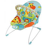 Детский шезлонг-качалка Mastela 6875 Жираф