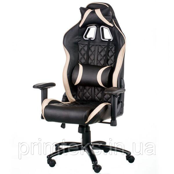 Кресло ExtremeRace 3 black/cream