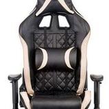 Кресло ExtremeRace 3 black/cream, фото 2