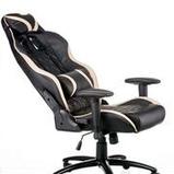 Кресло ExtremeRace 3 black/cream, фото 4