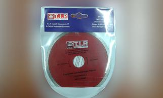 Алмазный диск T.I.P. 125 турбоволна